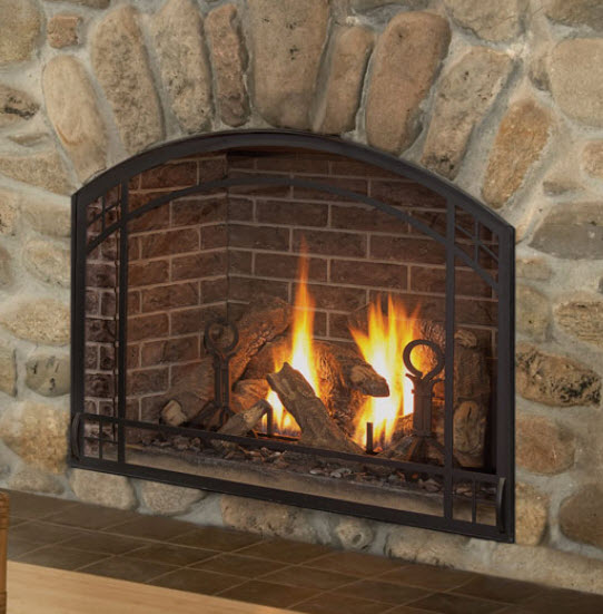 White Mountain Hearth Gas Logs Amp Fireplaces Aspen Green